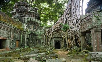 10 заброшенных городов Древнего мира