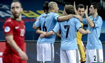 VIDEO: Viimase sekundi värav siis Serbia kodupubliku ees poolfinaali