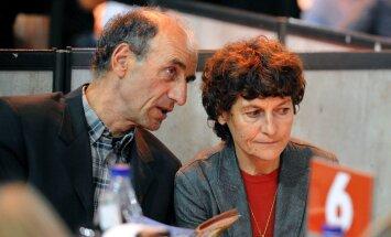 Jeannie Longo ja Patrice Ciprelli