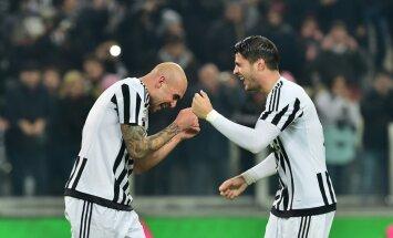 VIDEO: Superseeriat jätkav Torino Juventus tõusis tänavu esmakordselt Itaalia liiga liidriks