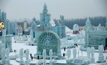 Главный зимний фестиваль планеты — праздник снега и льда в Харбине
