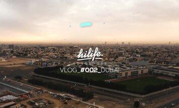 VLOGI, II osa: Dubai pilvelõhkujate vahelt eksootilisse kõrbesse