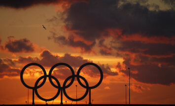 Olümpiarõngad Sotšis