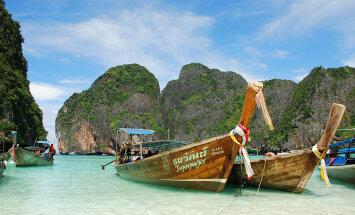 В Таиланде закрыли для посещения легендарный пляж, популярный среди туристов