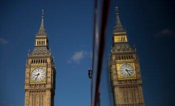 Tornikellade superstaar Big Ben vaikib peagi