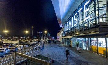 Kaubanduskeskuste parklad 12.12.2015