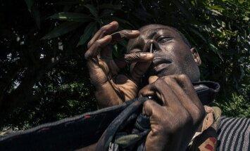 Традиции мира: шокирующий ритуал инициации мужчин в Сенегале