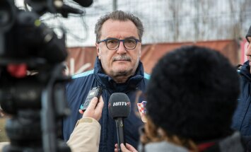 Horvaatia koondise peatreener Ante Čačić ei oota Eestist kerget vastast.