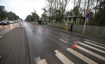 Hukkunuga liiklusõnnetus Vabaduse puiesteel