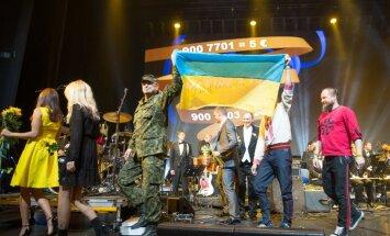Ettevõtted küsisid Ukraina abistamiseks korraldatud kontserdi tasuks 40 000 eurot, suurima arve esitas ETV