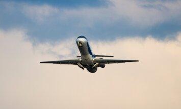 Lennukid maandumas