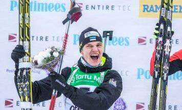Rene Zahkna juunioride EM-i medalimehena.