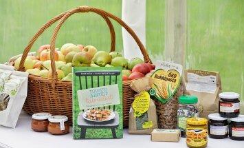 Ärma talus tutvustati toiduainete tervislikke töötlemisviise.
