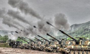 Midagi Samsungilt: Soome testib kaugele tabavat korealaste suurtükki