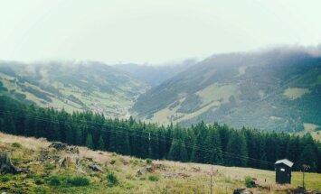 Miss Raplamaa Austrias: soovitame kõigil vähemalt korra elus mägedes ära käia, sest mujal sellist ilu ei kohta