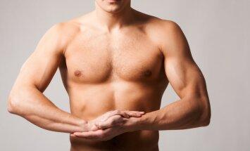 Trimmis keha, suured musklid ja laiad õlad ehk milline on üks ideaalmees?