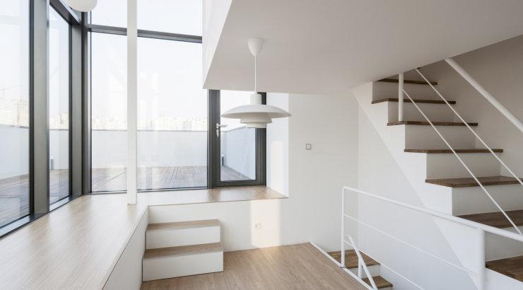 Nõuded eluruumile Kui palju uksi ja aknaid ning kui suur tuba?  Ehitusruudus