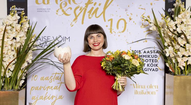 985395625c9 Ajakiri Anne & Stiil kuulutas välja aasta naise! - Uudis.eu