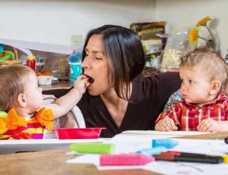 Lapsevanemaks olemine koosneb 80% tühjade ähvarduste tegemisest ja 20% miniatuursete mänguasjade kokkukorjamisest