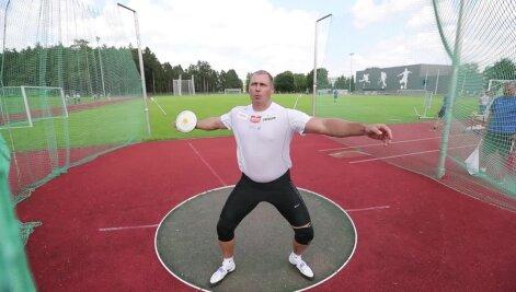 VIDEO: Gerd Kanter: võistlustulemused pole treeningpilti peegeldanud