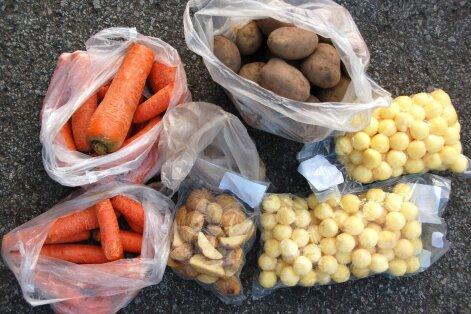 Uuring: toidukauplustes jääb müümata 12000 tonni toiduaineid aastas