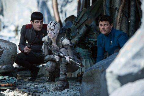 """""""Star Trek tundmatusse"""""""