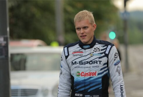 Kõik märgid reedavad, et Ott Tänak poeb uuest aastast taas M-Spordi võidusõidukombinesooni.