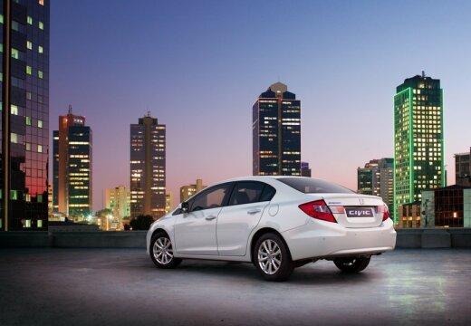 Honda civic 2013 обзор фото
