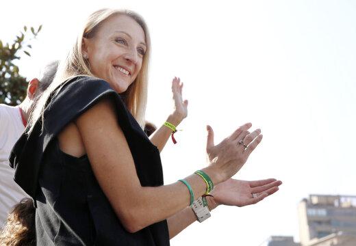 Maratoni maailmarekordiomanik WADA otsusest: puhas sport sai tõsise hoobi