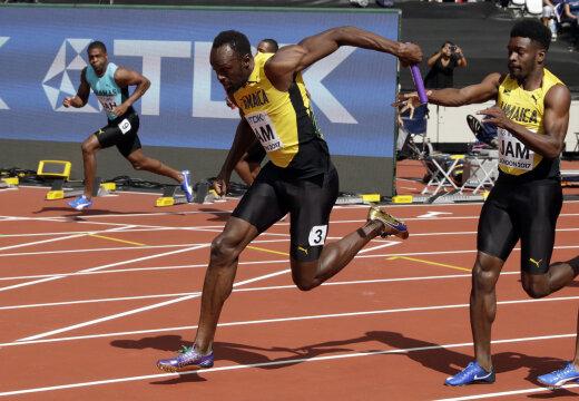 Noor Jamaica sprinter hukkus autoavariis, Londoni MM-i finalist sai tõsiselt vigastada