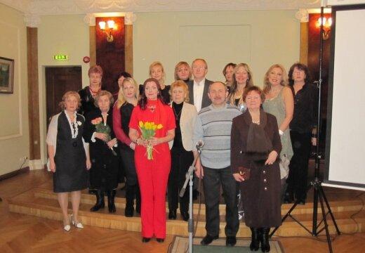 ФОТО читателя Delfi: В Таллинне прошел Фестиваль поэзии Балтики