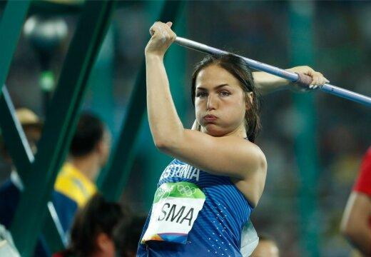 Eesti kergejõustikukoondis sai Londoni MMiks veelgi lisa
