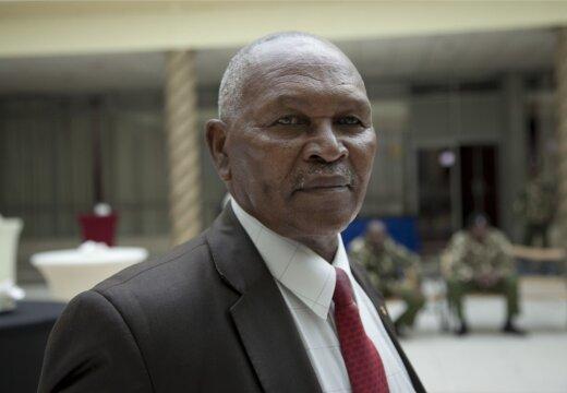 Korruptsioonis kahtlustatav Keenia jooksulegend andis end politseile üles