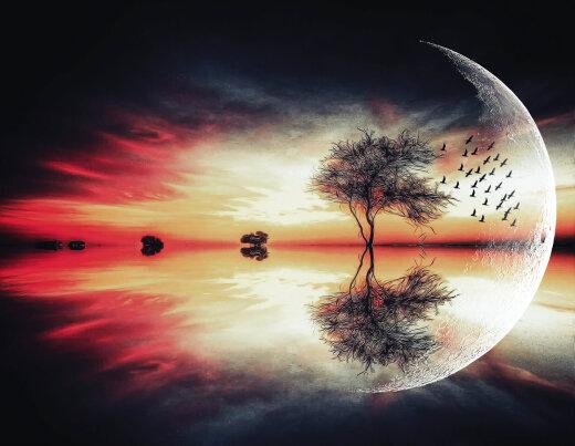 Täna toimub noore Kuu loomine Neitsi tähemärgis: märksõnadeks on tervendamine ja tervenemine