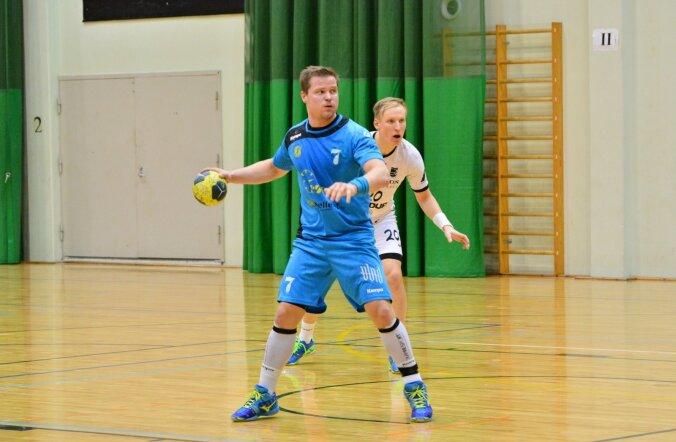 Käsipall Viljandi HC ja HC Kehra / Horizon Pulp&Paperit.