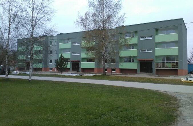 Haiba külas Kernu vallas sai valmis suur ehitusime