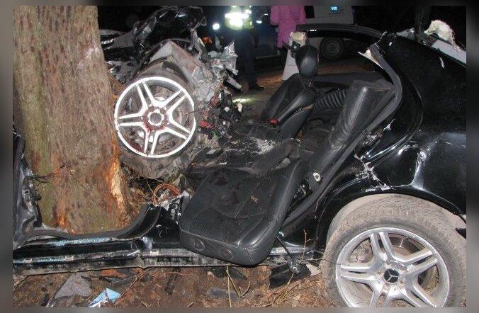 Läänemaal hukkus liiklusõnnetuses mees