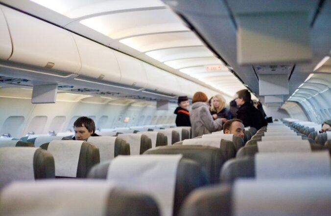 22-aastane Eesti noormees mõtles välja pardalemineku simulaatori, mida lennufirmad võiksid kasutada