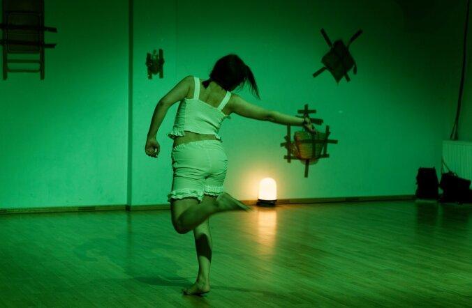 """""""Femmaažis"""" on laval naised, tants ja soolo."""