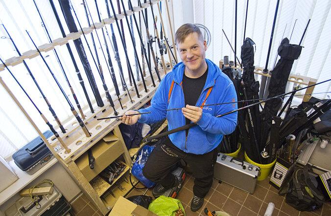 """Marko """"Kalastuskunn"""" Eensalu: kuidas olla sada protsenti õnnelik tööd ja hobi ühitades"""