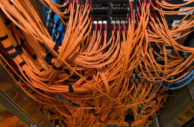 Eestis saab nüüd kaabli-internetti kiirusega kuni 1 Gbit/s
