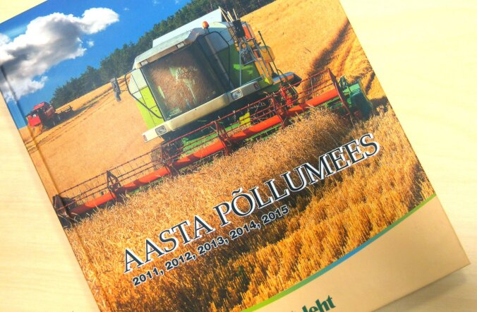 Põllumeeste edulood said raamatusse