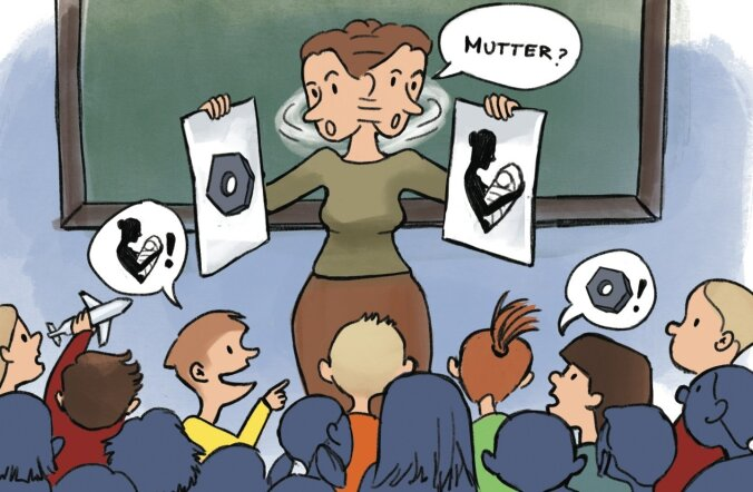 Mitmes keeles õpetamine teeb lasteaiaõpetajatele muret