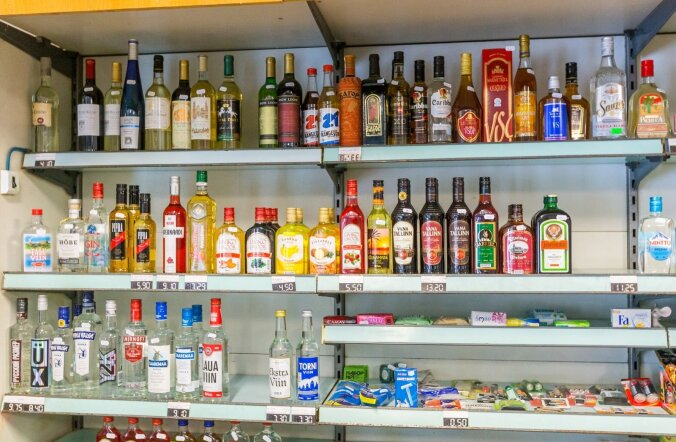 Alkoholi müük