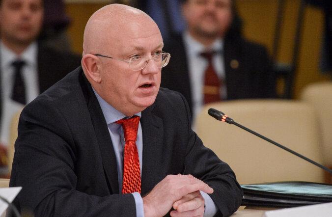 СМИ сообщили о выдвижении кандидатуры нового постпреда России при ООН