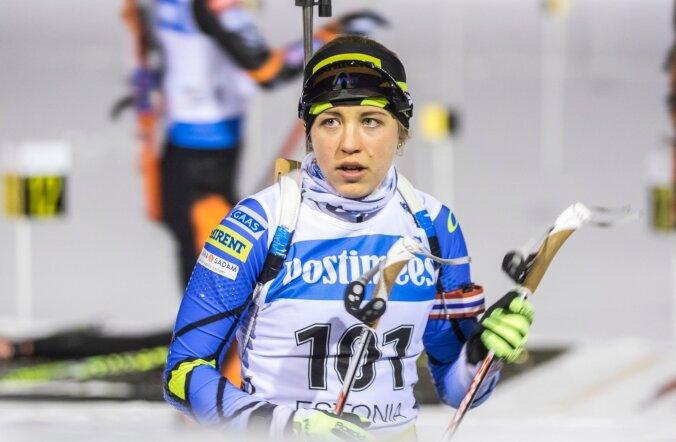 Karm löök: Eesti naislaskesuusatajatel pole MK-sarja tulemuste põhjal olümpiale asja. Mehed võtsid maksimumkohad