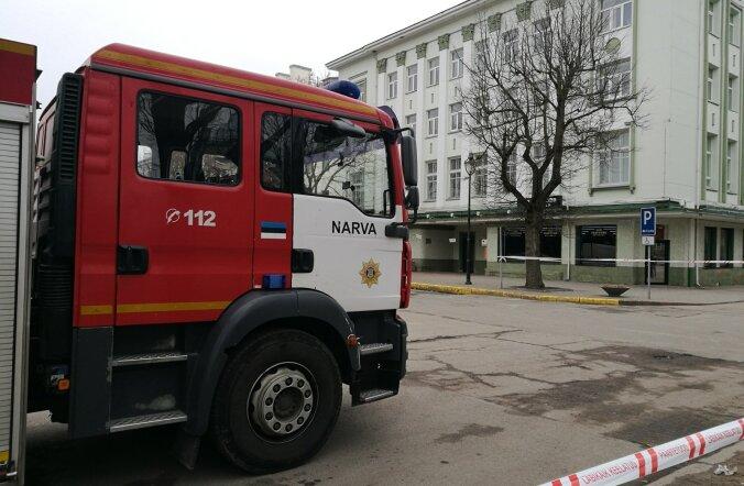 Narva volikogu pomm