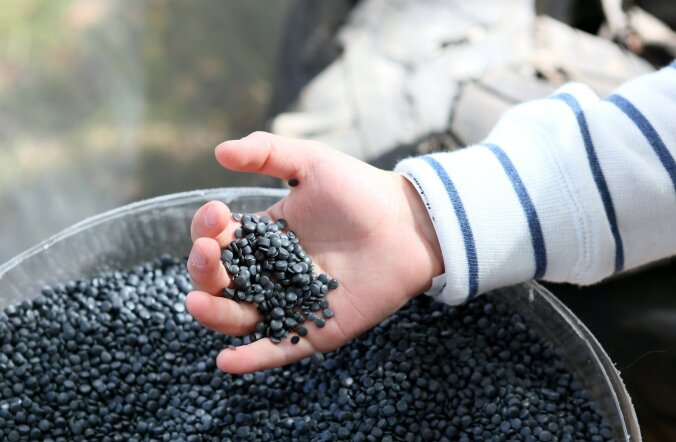Eesti Pakendiringlus: из использованной тары и упаковки производятся новые товары