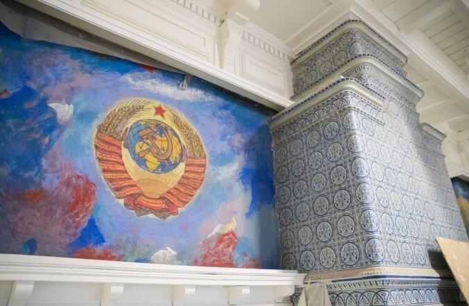 Okase pannoo restaureerimine ajaloomuuseumis