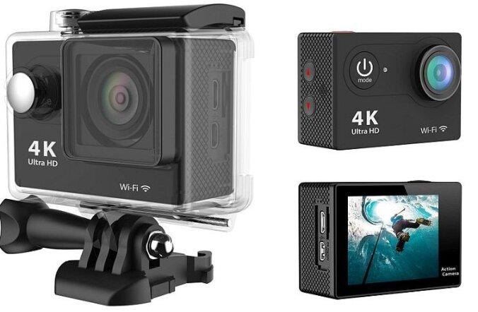 TEST: Ekeni seikluskaamera H9R: 4K, mis pole päris 4K, vähem kui 50 euro eest